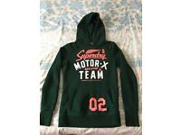 Superdry Hoodie - size: small