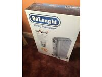 Brand new DeLonghi Dragon3 Oil filled radiator heater