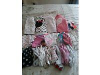 GIRLS MINI CLOTHING BUNDLE