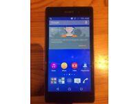 Sony Xperia Z1 16gb o2 Black
