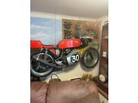 1965 Honda 200cc Racer