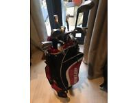 Golf club set for beginners and Dunlop bag £20 o.n.o
