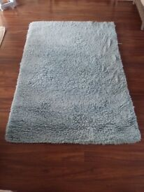 Wool rug from Laura Ashley