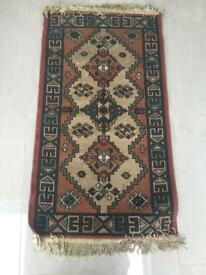 Authentic Small rug