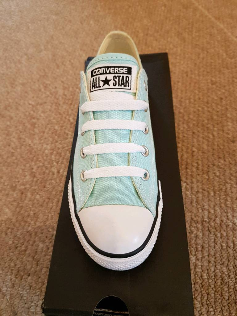 Converse All Star. Size 4. Brand new with box. RRP £45.