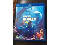 Finding Dory Blue Ray DVD