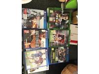 Games £5 each!!