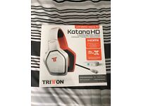Triton Katana had 7.1 Gaming headset