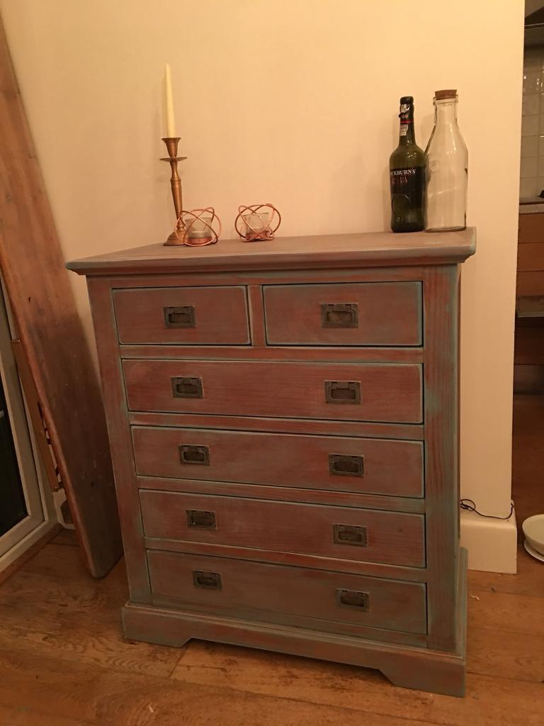 apothecary style furniture. Chest Of Drawers French / Welsh Dresser Apothecary Style Furniture