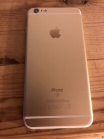 Immaculate iPhone 6s plus