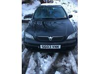 Vauxhall Astra 1.6 petrol me like to swap for car
