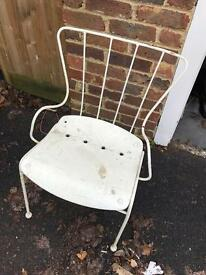 1953 festival of britain chair original *rare*