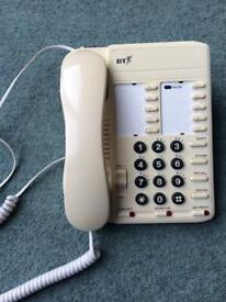 BT Telephone with Large Buttons