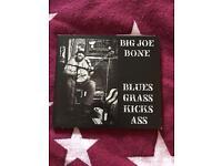 Big Joe Bone Cd