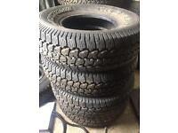 Roadstone A/T 31/10.50/15 x4 tyres