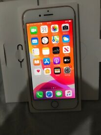 Decent Condition iPhone 7 Rose Gold 128GB Unlocked To All Networks