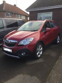 Vauxhall Mokka 1.7 d Auto clean inside and out