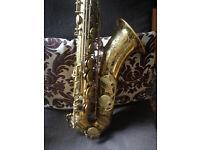 Selmer Super Balanced Action Tenor Saxophone (SBA)