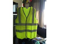 Hard hat and high vis