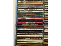 Around 200 RARE and collectable CDs - Led Zeppelin, U2, Radiohead, Pink Floyd, Beatles, Springsteen