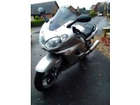 Kawasaki ZZR1200 - 13 months MOT, serviced - ready to ride