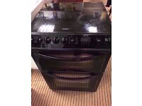 Refurbished Electric Hotpoint Oven Free Standing Oven