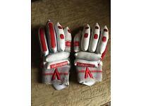 Boys cricket gloves