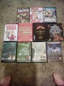 Dvds & box sets