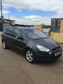 FORD SMAX TITANIUM 7 seater FULLY LOADED
