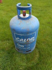 Calor Gas Cylinder. Empty