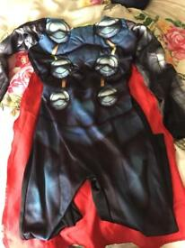 Thor super hero outfit 3-4