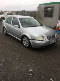Bora 1.9 130 Bhp & 110 Bhp Passat breaking all cheap to clear