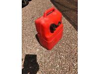 Outboard motor 25 L Fuel tank