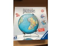 3D Ravensburger Puzzle World Globe
