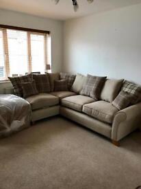 House of Fraser Sofa & Chair