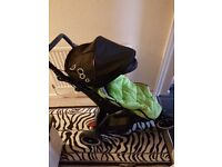 Phil and Teds Dots Single buggy/pushchair Very Good Condition