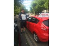DRIVING LESSON GRADE (6) INSTRUCTOR /MANUAL/AUTO