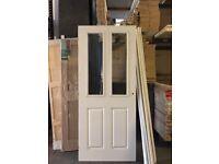 External Fire Doors- Grained
