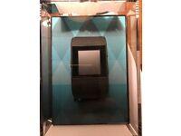 New unused Fitbit Surge in box - black small