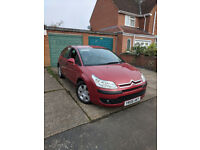 citroen c4 1.4i 16v hatch 2006 sell or swap