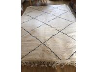 Beni Ourain rug for sale contact me now for details !!