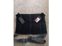 Clippabump seat belt extenders