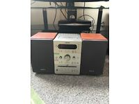 Sony micro hifi component system in good condition