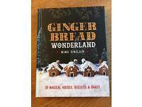 Ginger bread recipe book