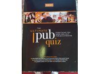 The ultimate pub quiz game