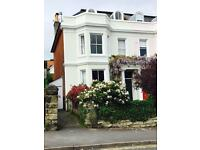 Spacious self contained flatlet in large Victorian house