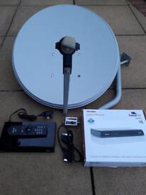 Bush Freesat Box