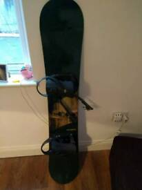 Avalanche Special x 150 Snowboard