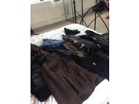 Huge quality Mens clothes bundle