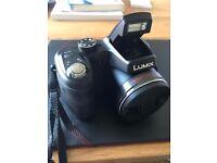 Panasonic Lumix DMC-LZ20 Camera